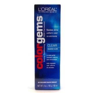 Oreal Color Gems Hair Color Diamond Gloss LOreal Color Gems Creme