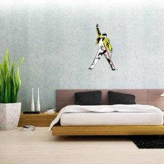 Queen Freddie Mercury Wall Decal 15 x 25
