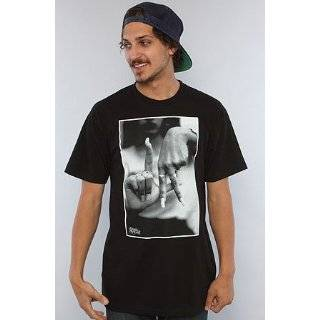 Freshjive The West Coast Tee in White,T shirts for Men