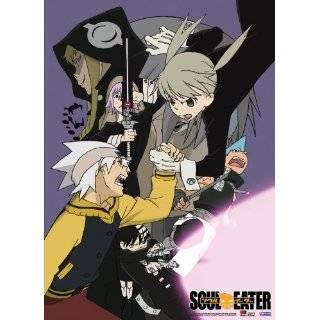 Soul Eater: Soul and Maka Battle Time Anime Wall Scroll