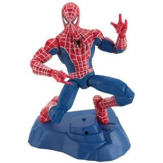 Electronic Talking Spider Man: Toys & Games