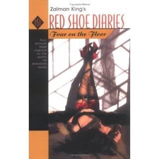 Zalman Kings Red Shoe Diaries Forbidden Zone [Mass Market Paperback