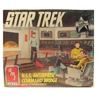 away U.S.S. Enterprise NCC 1701 1/650 Scale Model Kit Toys & Games