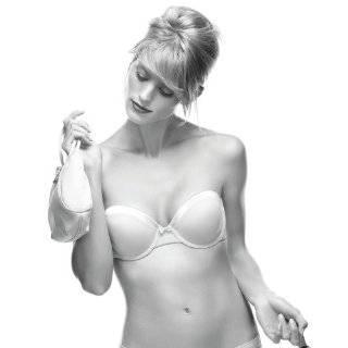 Womens Satin Tuxedo Convertible Strapless Contour Underwire Bra #1123