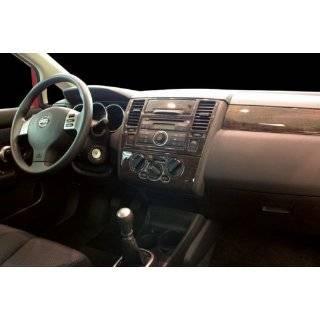 SES Trims Chrome Billet Upper Grille 07 09 Nissan Versa