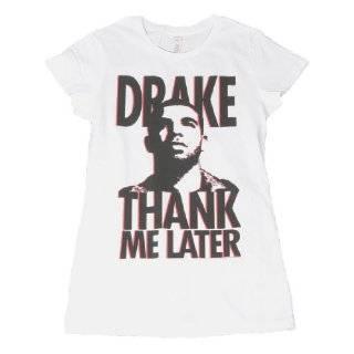 Bravado Merchandising Womens Drake Thank Me Later T Shirt