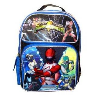 Power Rangers No.1 Large Backpack Toys & Games