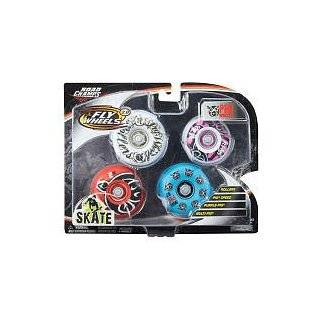 Fly Wheels 4 Pack Hot Rod Gift Set Toys & Games