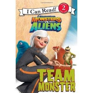 Monsters vs. Aliens: Top Secret (9780061567254): J. E