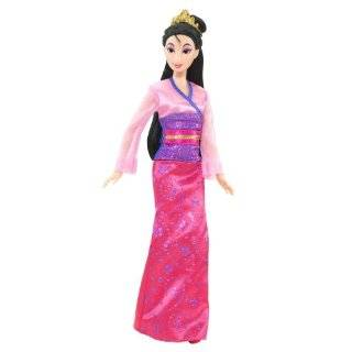Disney Princess Mulan Doll Toys & Games