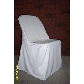 Purple Satin Wedding Chair Sash Bows (Set of 10