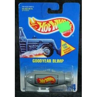 Hot Wheels Blimp 1999 #1074 Toys & Games