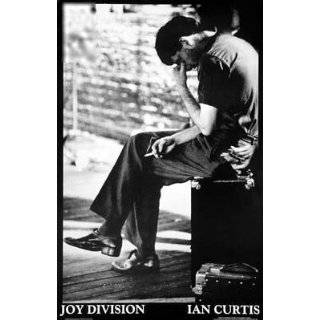 Joy Division Poster Ian Curtis Sitting 24 by 36