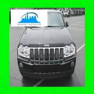05 07 Jeep Grand Cherokee Laredo Chrome Grille Insert Automotive