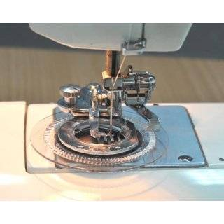 Distinctive Decorative Daisy Flower Stitch Sewing Machine