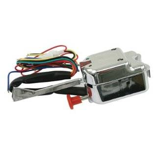 Turn Signal Switch Chrome for Hot Rods Automotive
