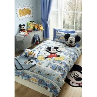 Disney Mickey Mouse Clubhouse Twin Comforter Kids Room