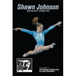 Shawn Johnson Gymnastics Golden Girl GymnStars …