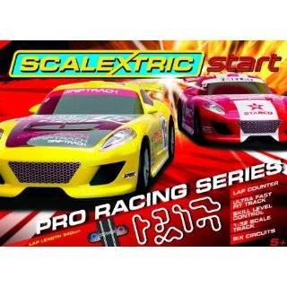 Start Pro Racing Series Race Set by Scalextric