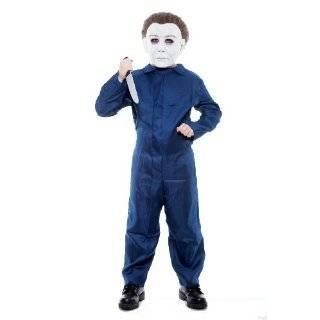 Halloween Michael Myers Costume, Medium (7/10)