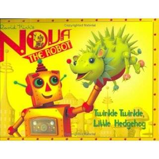 Novas Ark Book and Toy Set (Nova the Robot