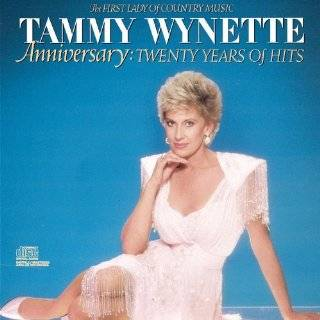 Anniversary 20 Years of Hits by Tammy Wynette (Audio CD   1990)