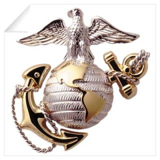 USMC Eagle,Globe,and Anchor Wall Decal