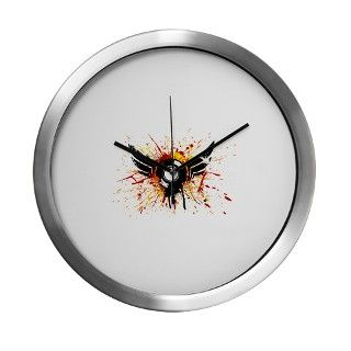 Topless Girl II Modern Wall Clock by valentinshop