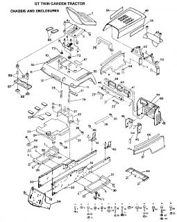 Ford 1620 Wiring Diagram