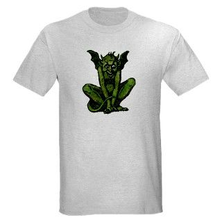 Demon Gifts > Demon T shirts > Mossy Little Green Goblin Man Light T
