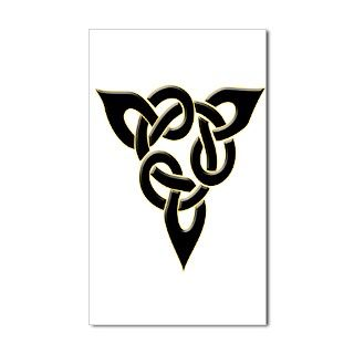 Celtic symbol Rectangle Sticker by 77design