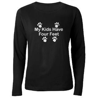 Kids   4 Feet Long Sleeve T Shirt