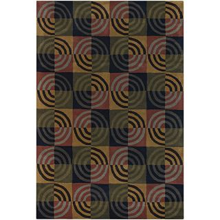 Hand tufted Contemporary Zen Collection Rug (5 x 76)