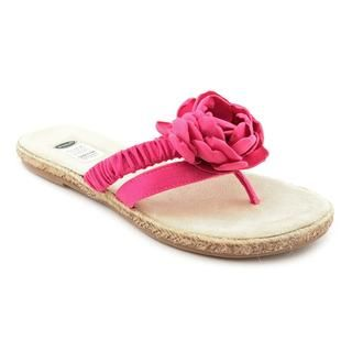 Dr. Scholls Womens Iris Fabric Sandals (Size 7.5)
