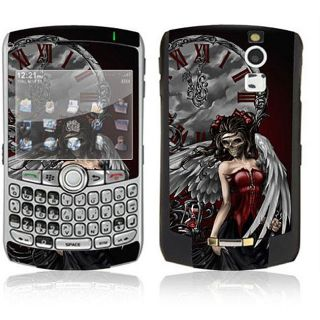 Gothic Angel BlackBerry Curve 8300 Series Decal Skin