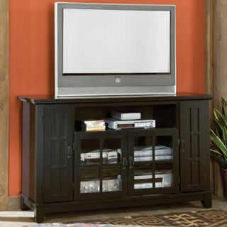 Home Styles Arts and Crafts Entertainment Credenza   Ebony