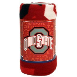Ohio State Collegiate Fleece Blanket
