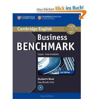 Business Benchmark Upper Intermediate Bulats Students Book: .de