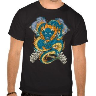 80 Chinese Dragon Tattoo Flash T shirt