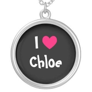 Love Chloe Necklace