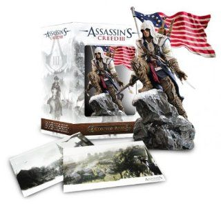 Assassins Creed III Connor Rises Figura In PVC 30 cm: