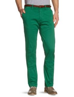 Scotch & Soda Herren Hose 13010280001   Basic slim fit chino