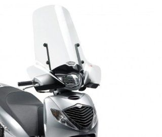Windschild Airstar transparent Honda SH 125 150 I: Auto
