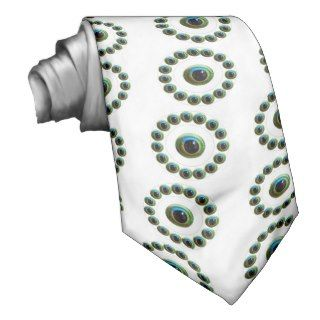 Will Kill Evil   Dragons Eye Collection Neck Ties