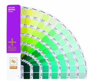 PANTONE Plus Color Bridge coated 50th Anniversary: Baumarkt