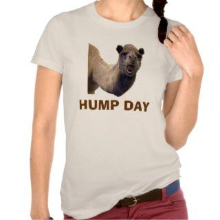 Hump Day Camel Tees