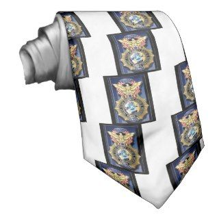 Air Force Security Police GWOT Necktie