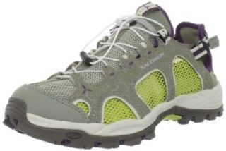 Salomon Deutschland, Techamphibian 3 W, grey/yellow: Schuhe