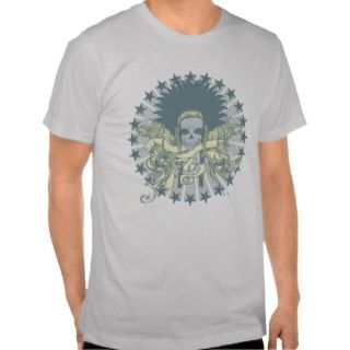 Skull Headdress T shirt