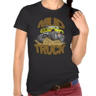 Mud Truck Dodge Shirts